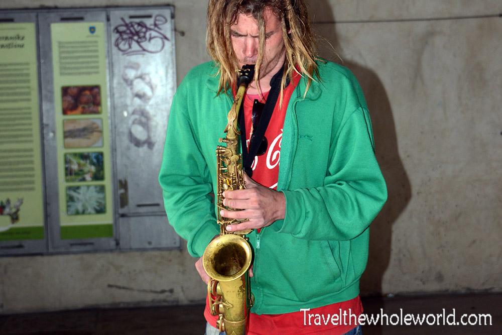 Slovenia Musician