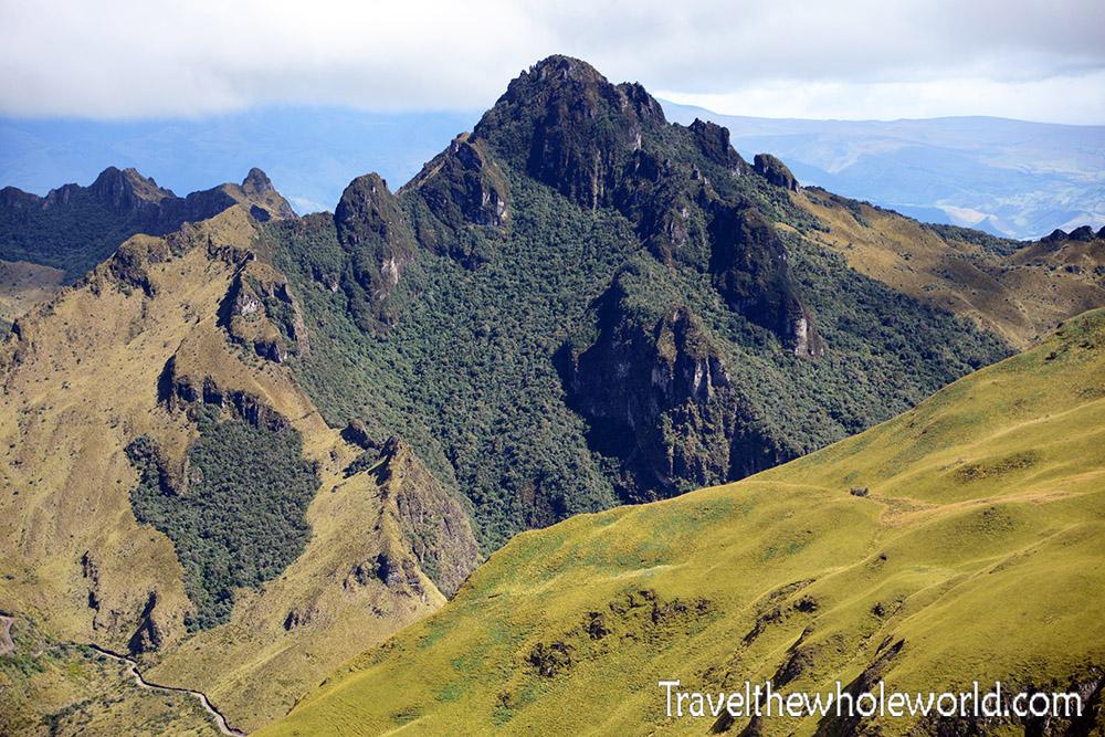 Cerro Negro Ecuador