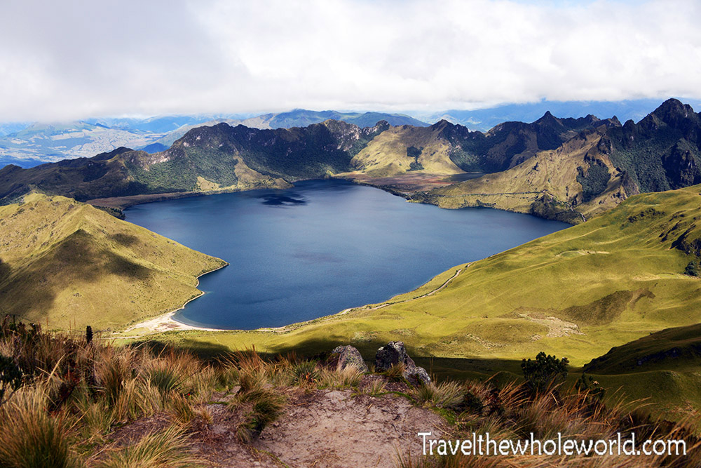 Ecuador Lago Mojanda