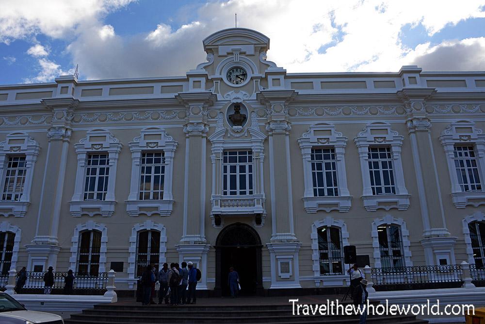 Otavalo City Hall