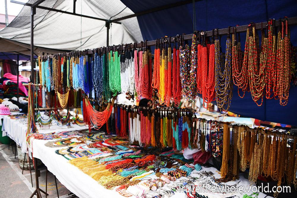 Otavalo Market Beads