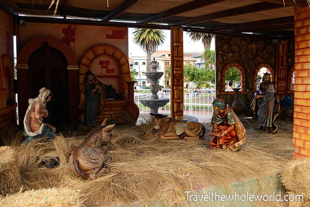 Otavalo Nativity