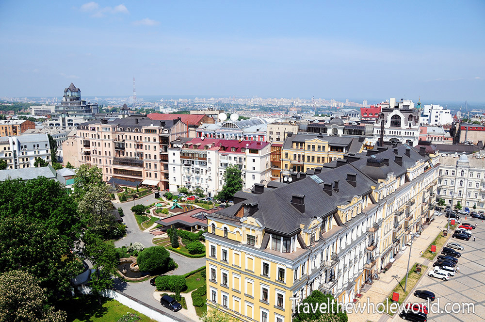 Ukraine Kiev City Bohdan Khmelnytsky