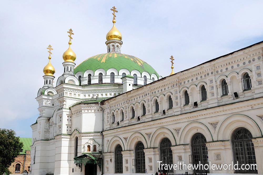 Ukraine Kiev Monastery Cave