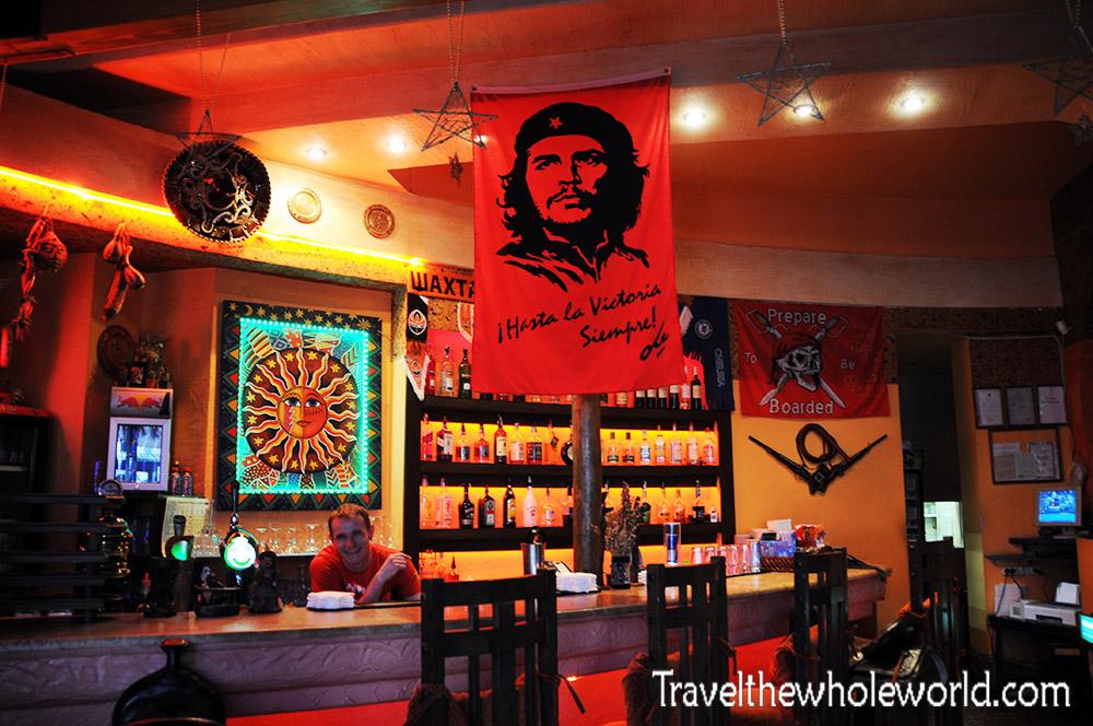 Ukraine Odessa Bar