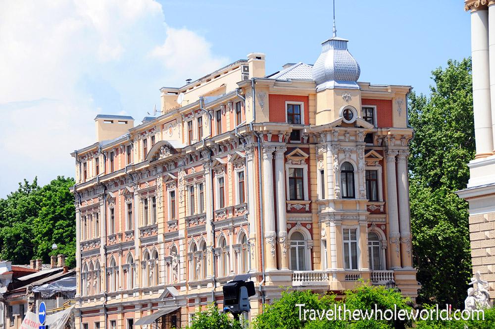 Ukraine Odessa Building