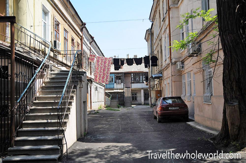 Ukraine Odessa Housing
