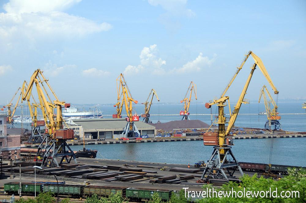 Ukraine dessa Port