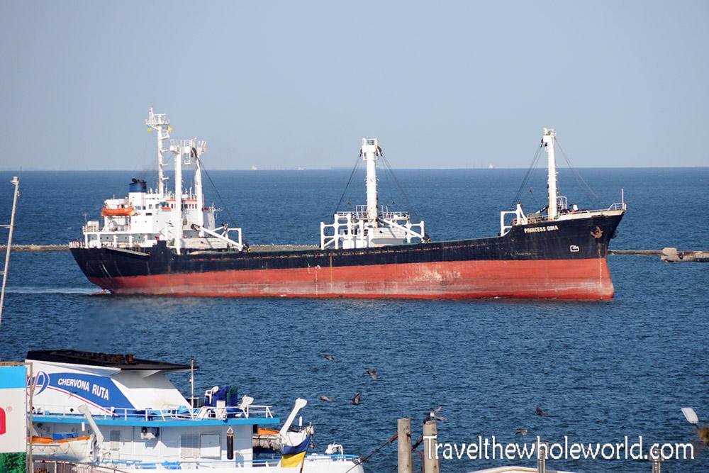 Ukraine Odessa Ship