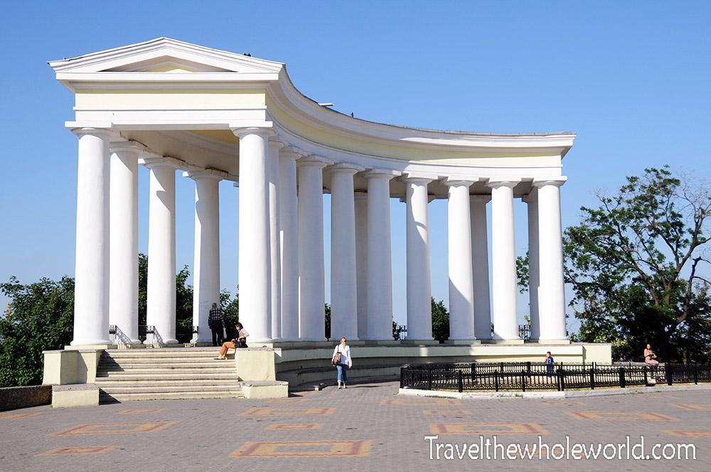 Ukraine Odessa Vorontsov Palace