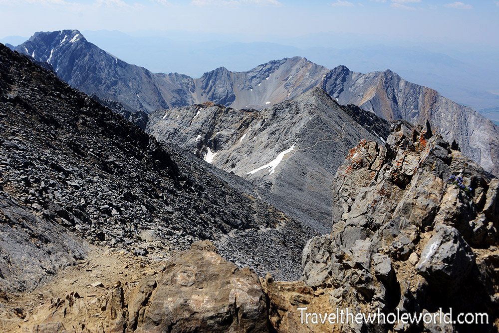 Borah Peak Final Traverse