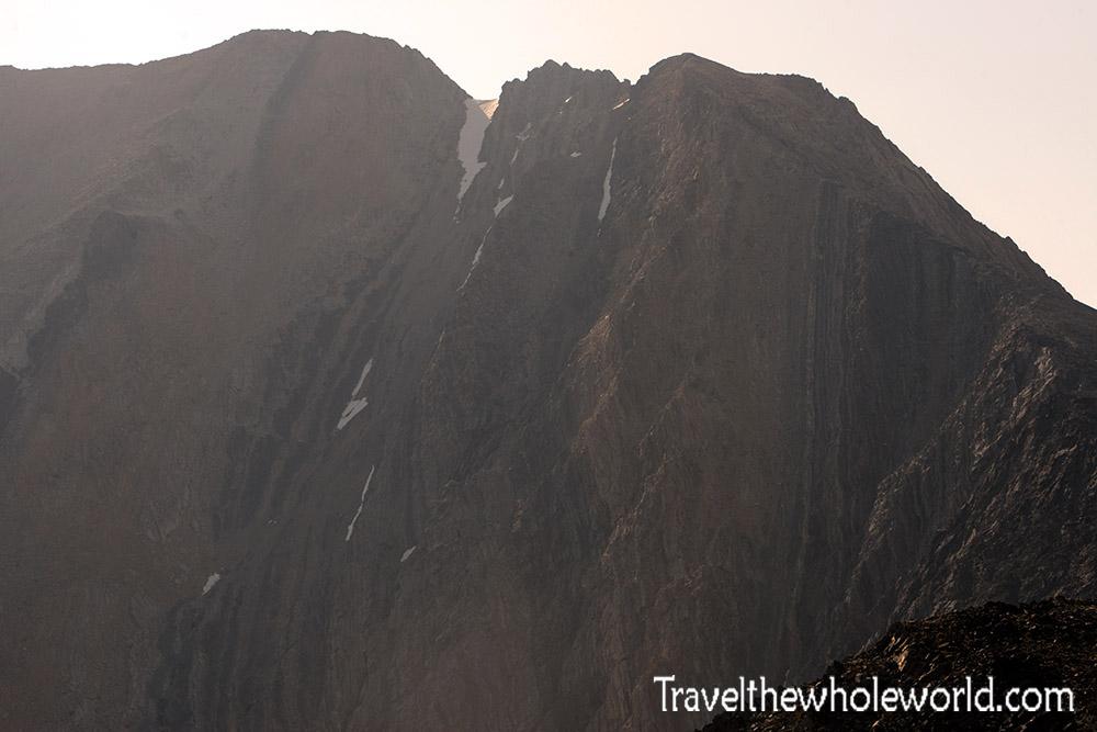 Borah Peak Climbing Route