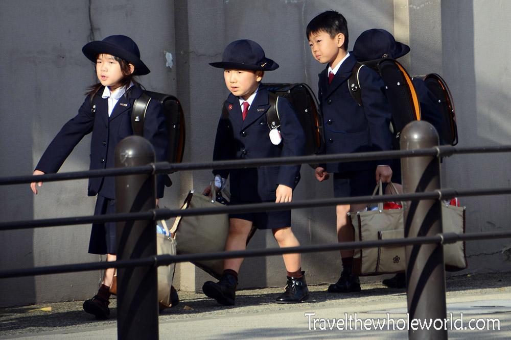 Osaka Schoolkids