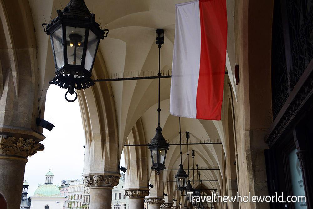 Krakow Sukiennice Laterns