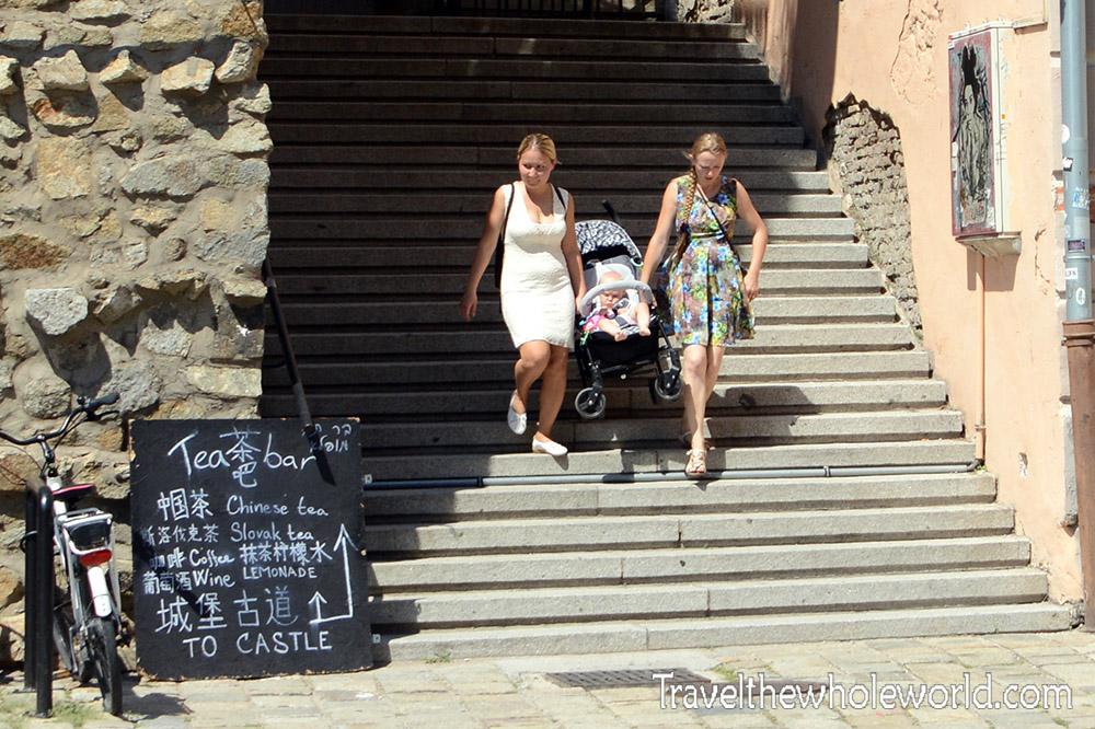 Bratislava Baby Stairs