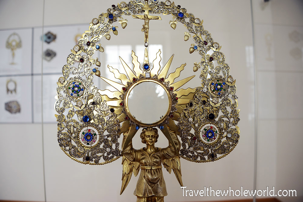 Slovak Monstrance Jewelry