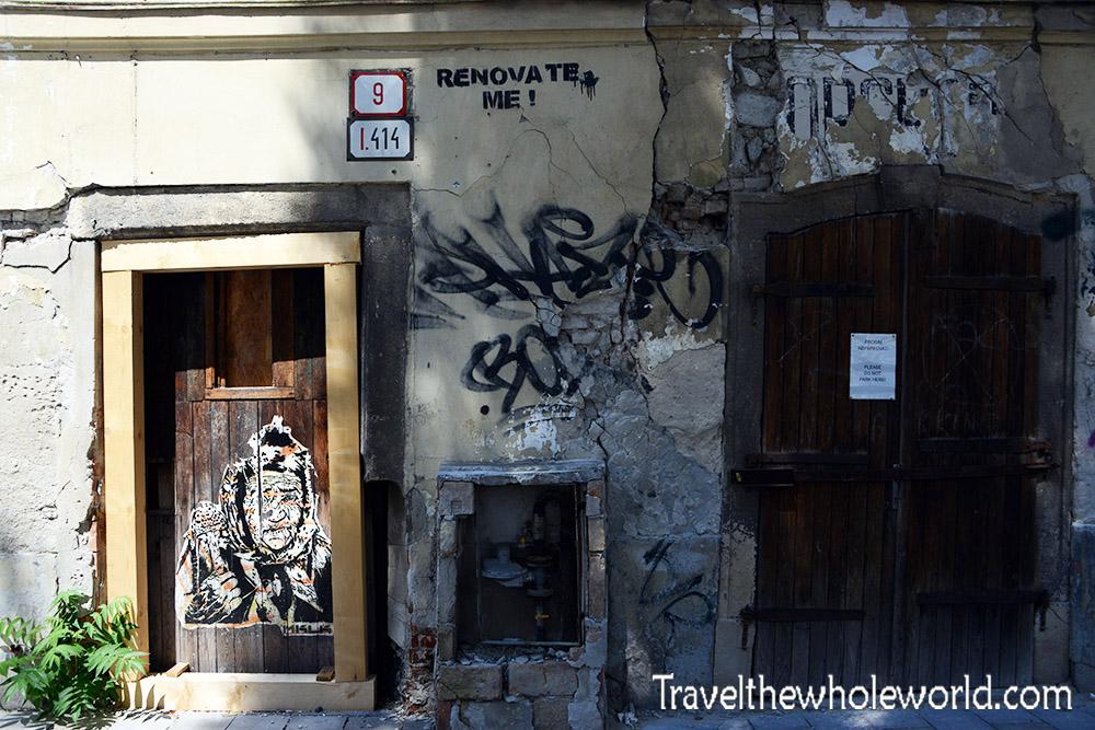 Old Town Bratislava Renovate Me!