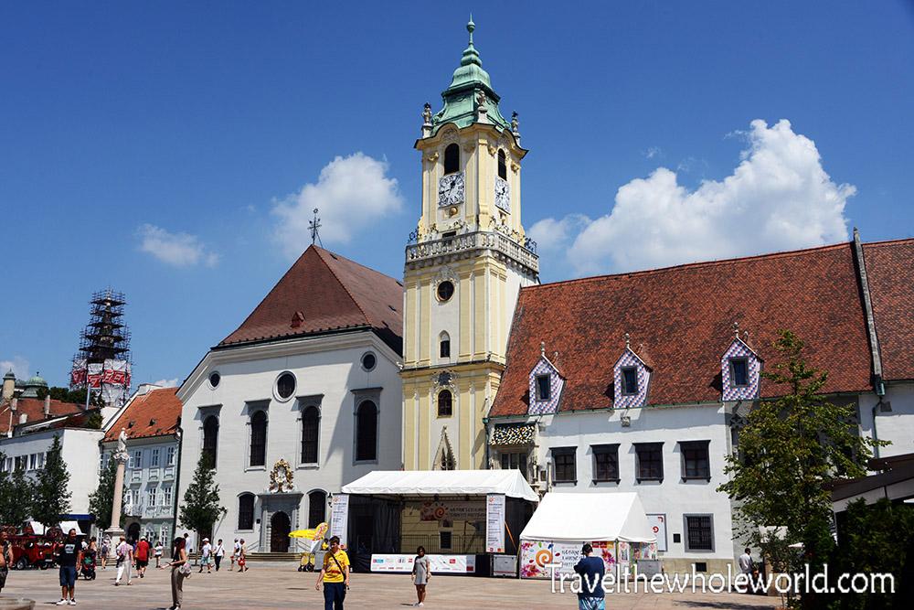 Old Town Hall Bratislava