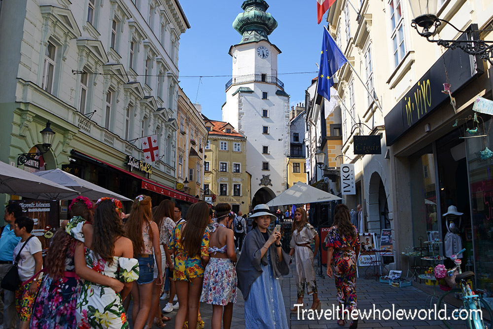 Bratislava Michael's Gate