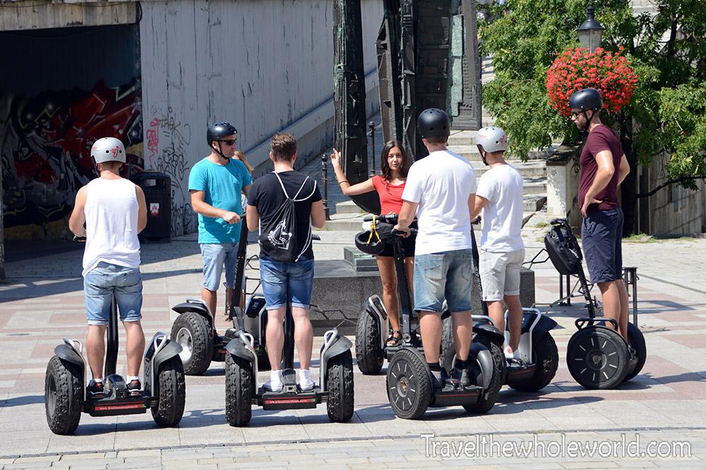 Bratislava Segway Tours