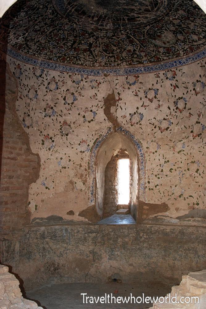 Afghanistan Alexander the Great's Castle Bath