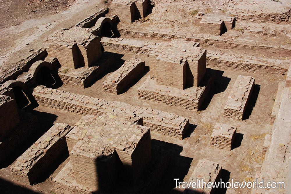 Afghanistan Alexander the Great's Castle Ancient Baths