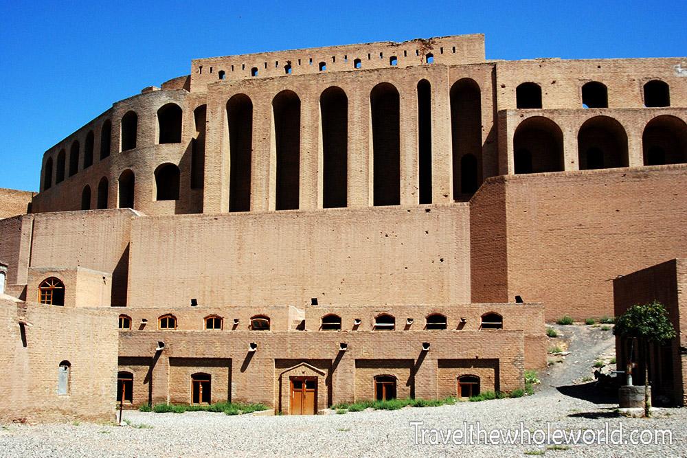 Herat Afghanistan Alexander the Great's Citadel