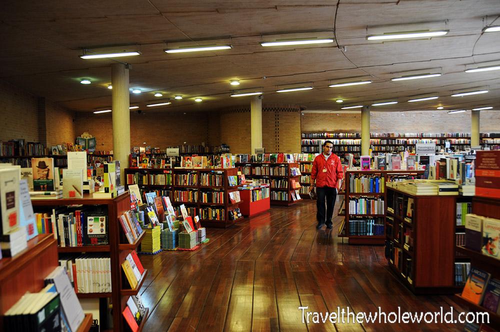 Bogota Bookstore