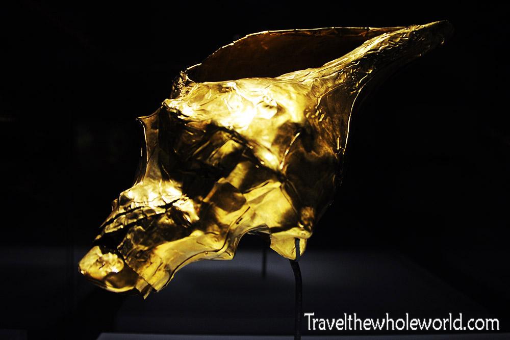 Colombia Bogota Bogota's Museo De Oro Shell