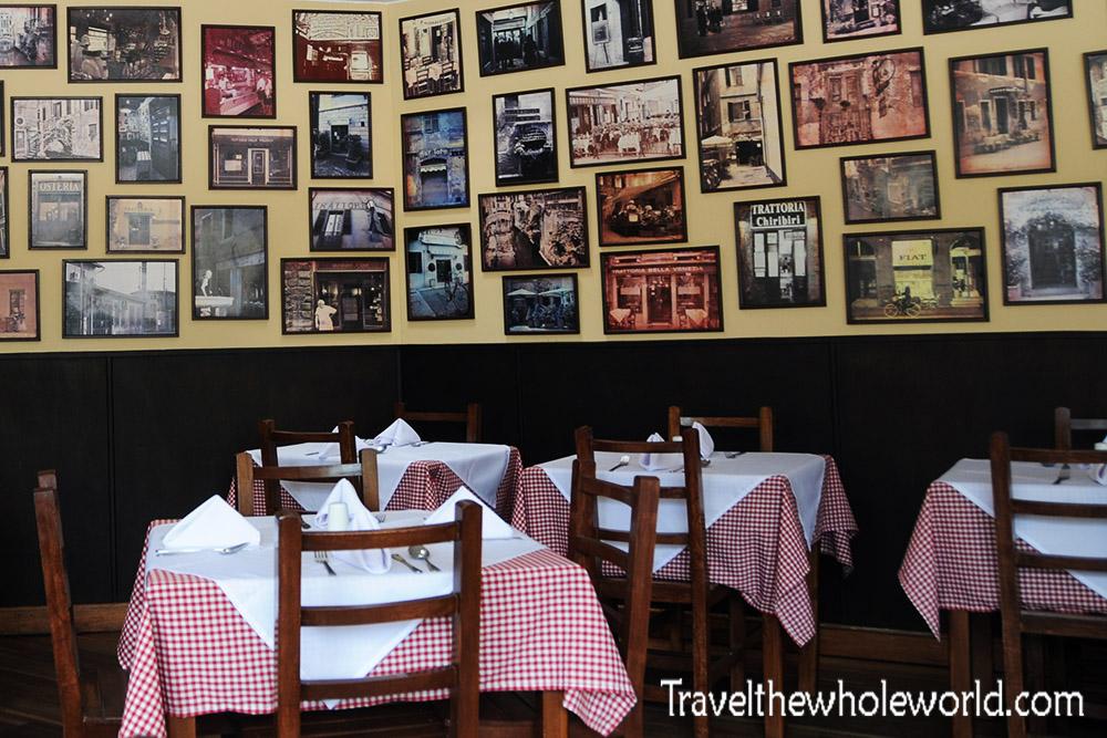 Colombia Bogota Fine Dining