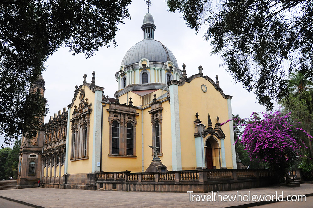 Addis Ababa Trinity Cathedral
