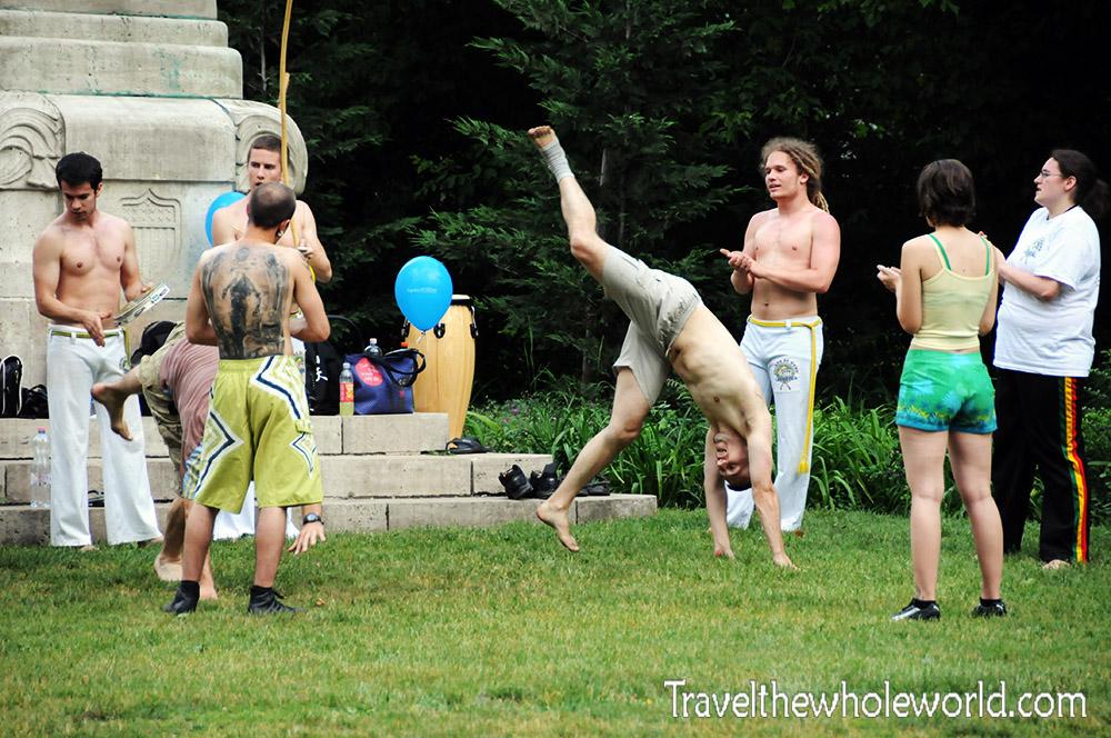 Budapest Capoeira