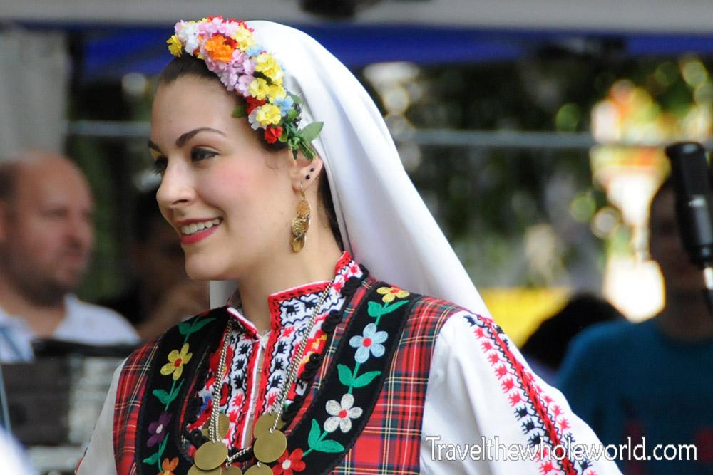 Budapest Bulgarian Dance