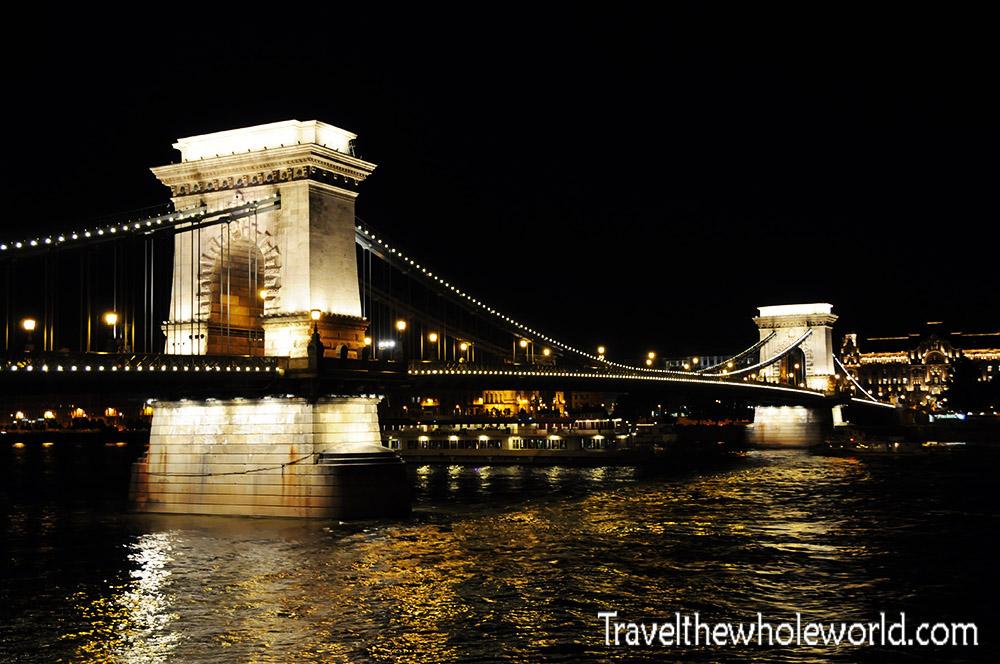Budapest Erzsebet Bridge