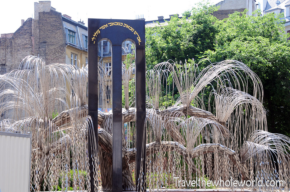 Budapest Great Synagogue Weeping Willow