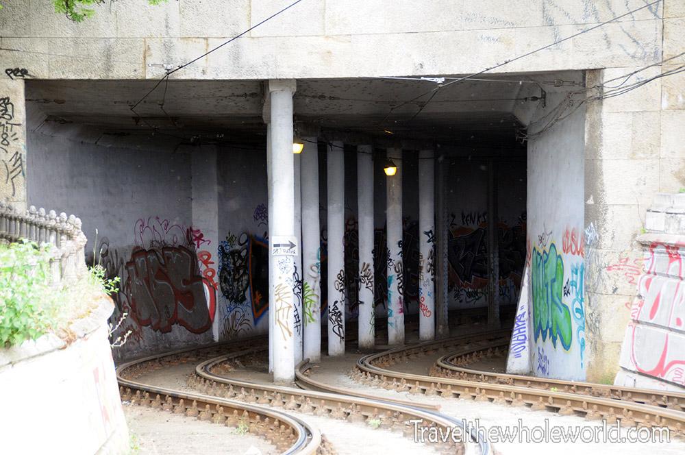 Budapest Train Tracks