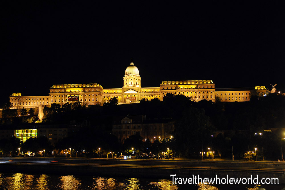 Hungary Buda Castle