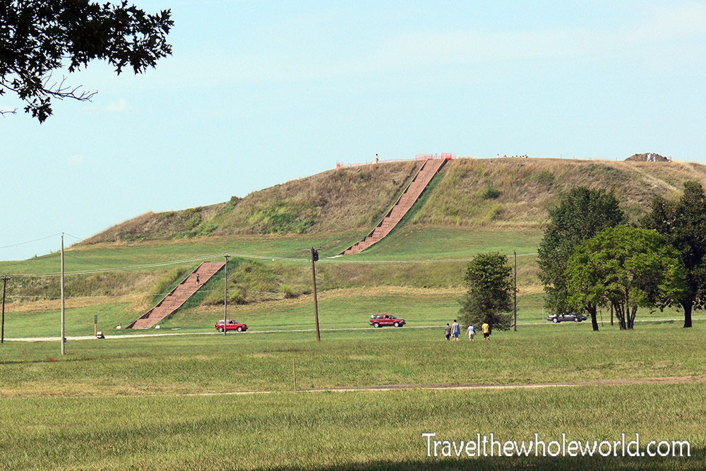 Visiting the Cahokia Mounds