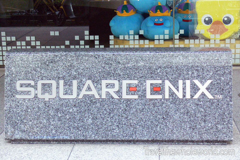 Square Enix Building