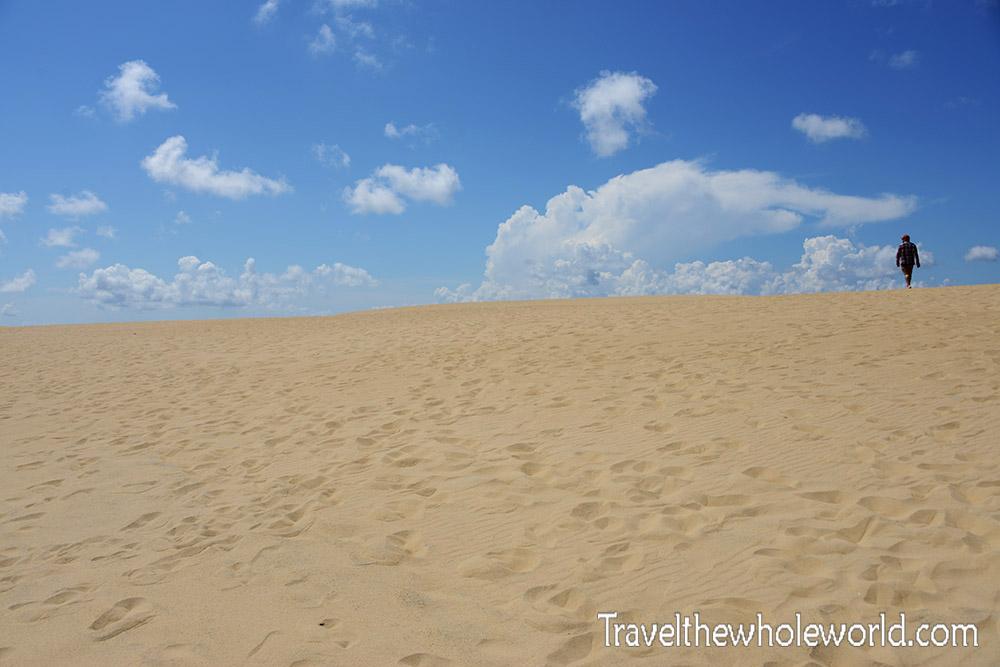 North Carolina Sand Dunes