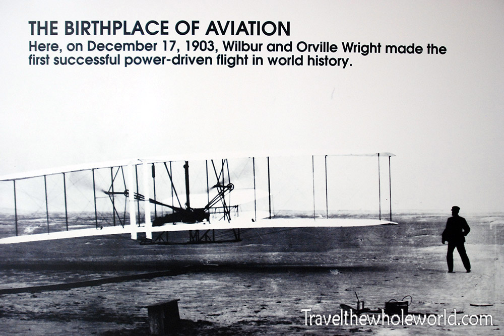 Wright Brothers Take Off Photo