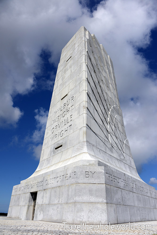 Wright Brother's Memorial