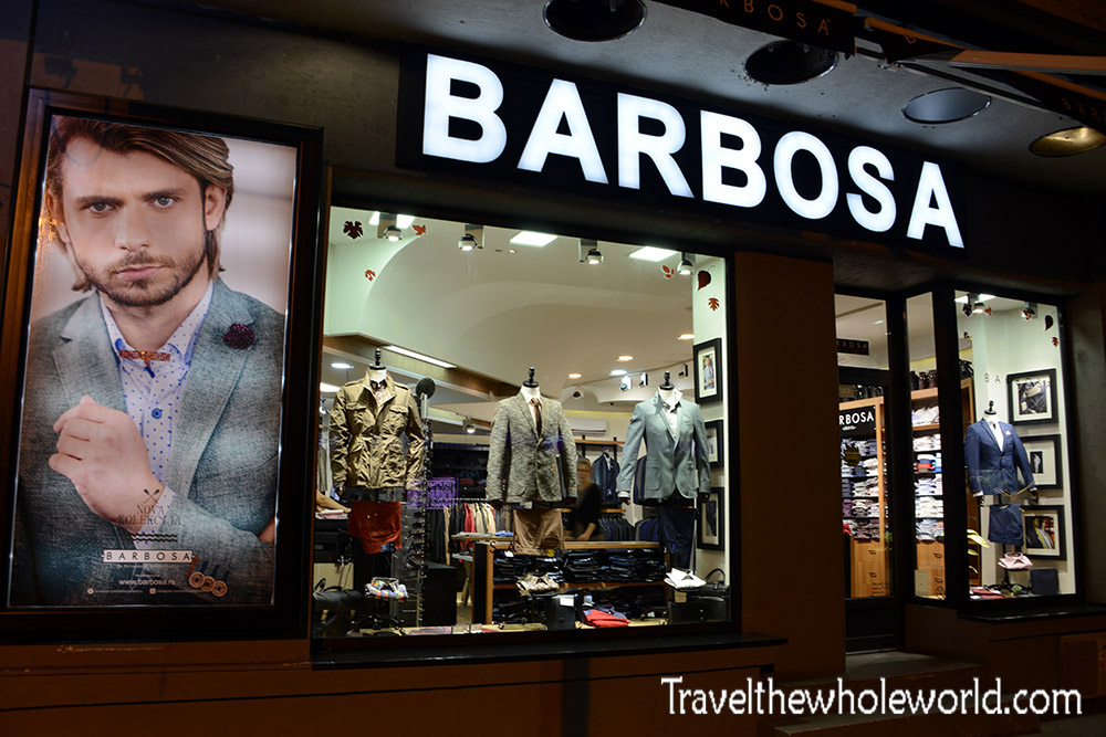 Serbia Clothing Store Belgrade