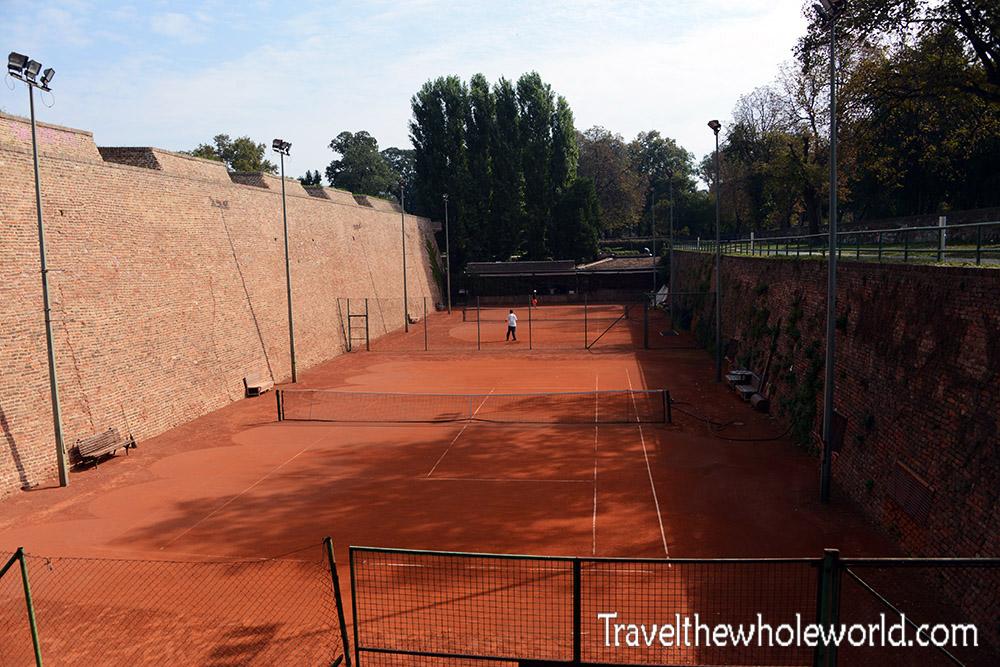 Belgrade Fortress Tennis