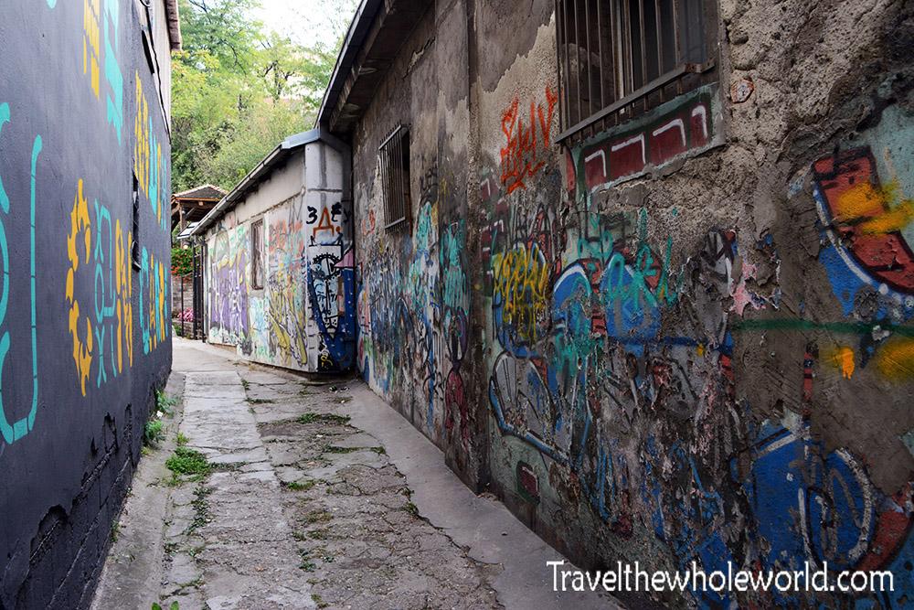 Belgrade Graffiti Way