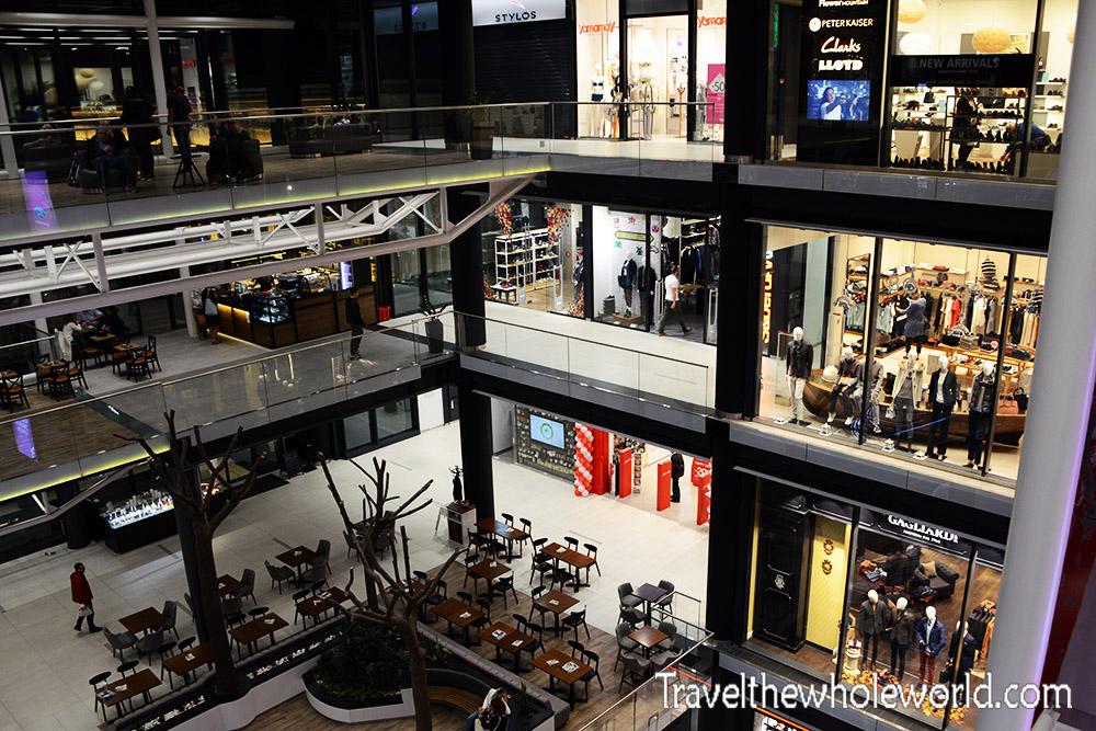 Serbia Shopping Mall