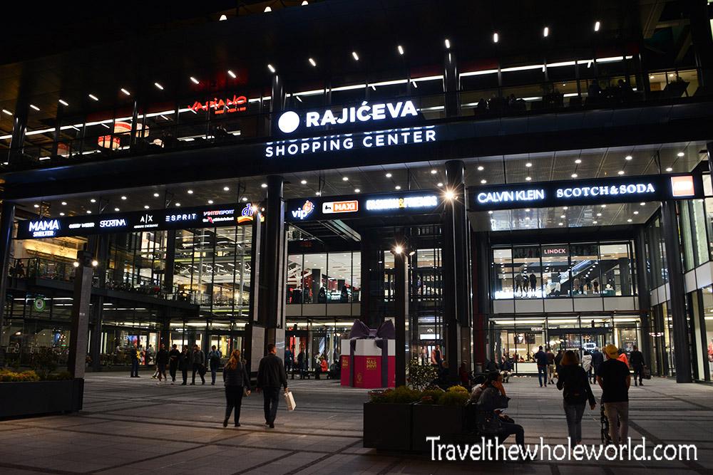 Belgrade Shopping Mall