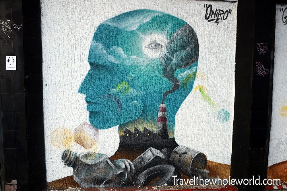 Belgrade Spray Paint Artist