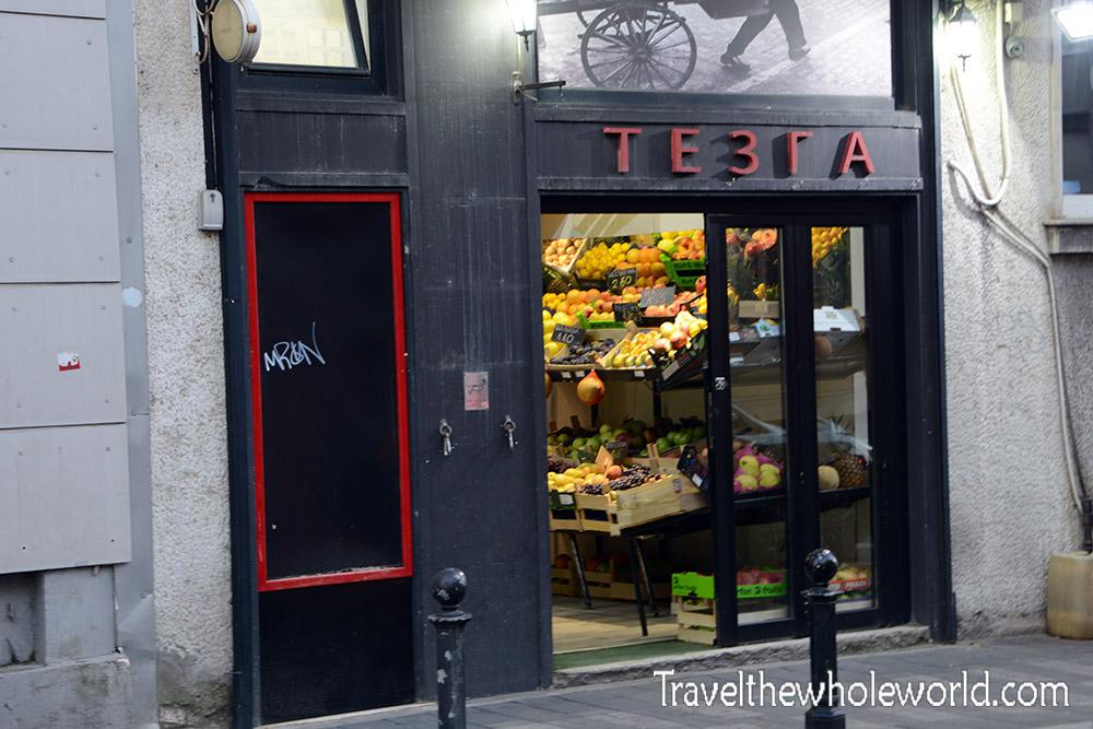 Tesga Market