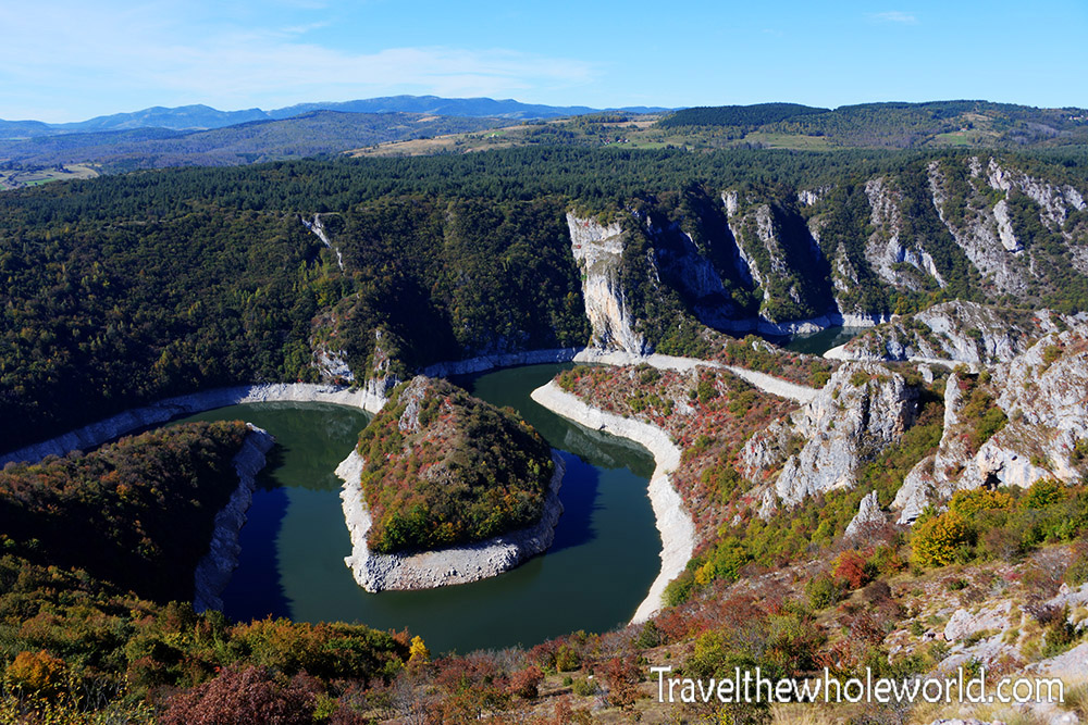 Uvac Gorge